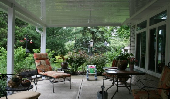 Dayton, Ohio Patio Covers
