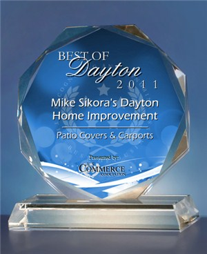 Dayton Home Improvement Award