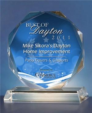 Dayton Home Improvement Award